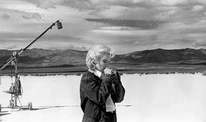 Eve Arnold Women Marilyn Monroe, John Huston