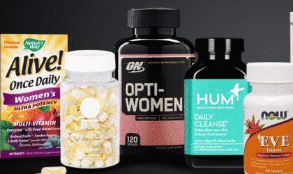 8 Best Multivitamins for Women in 2021 According to Experts