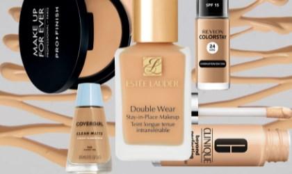 Longest Lasting Foundation for Oily Skin