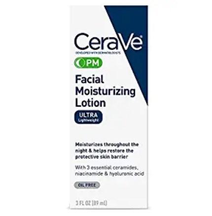CeraVe Facial Moisturizing Lotion PM